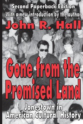 Gone from the Promised Land: Jonestown in American Cultural History, 2nd Edition (Paperback) book cover