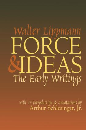 Force and Ideas: The Early Writings, 1st Edition (Paperback) book cover