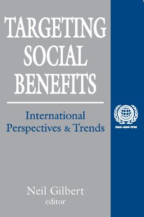 Targeting Social Benefits: International Perspectives and Trends book cover