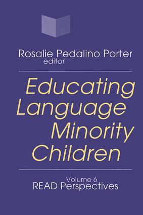 Educating Language Minority Children book cover