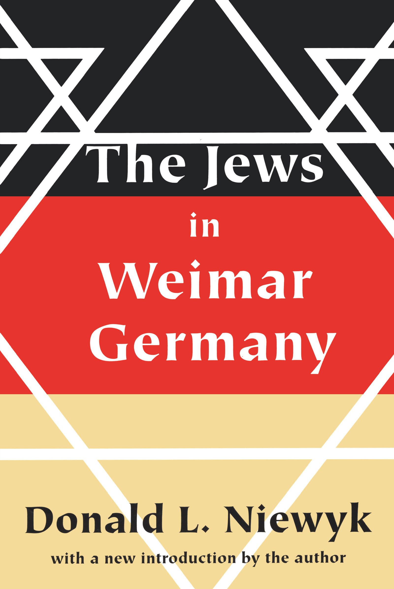 Jews in Weimar Germany: 1st Edition (Paperback) book cover