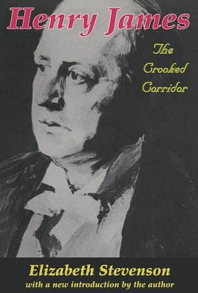 Henry James: The Crooked Corridor, 1st Edition (Paperback) book cover