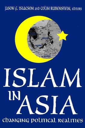 Islam in Asia: Changing Political Realities, 1st Edition (Paperback) book cover