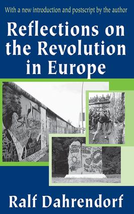 Reflections on the Revolution in Europe: 1st Edition (Paperback) book cover