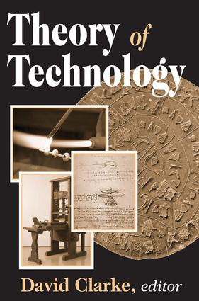 Theory of Technology: 1st Edition (Paperback) book cover