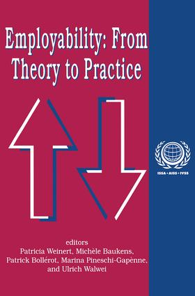 Employability: From Theory to Practice book cover