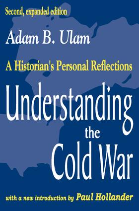 Understanding the Cold War: A Historian's Personal Reflections book cover