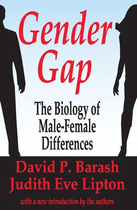 Gender Gap: How Genes and Gender Influence Our Relationships, 1st Edition (Paperback) book cover