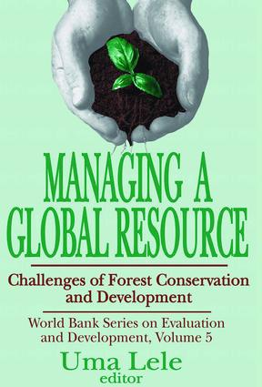 Managing a Global Resource: Challenges of Forest Conservation and Development book cover
