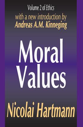 Moral Values book cover