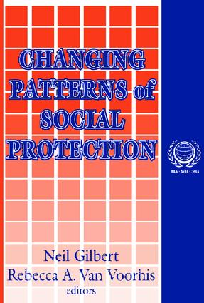 Changing Patterns of Social Protection: 1st Edition (Paperback) book cover