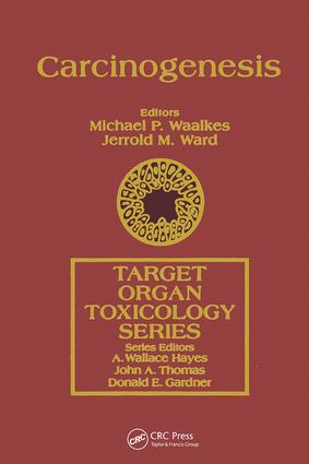 Carcinogenesis: 1st Edition (Hardback) book cover