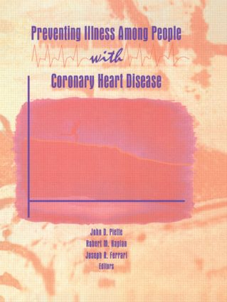 Preventing Illness Among People With Coronary Heart Disease (Hardback) book cover