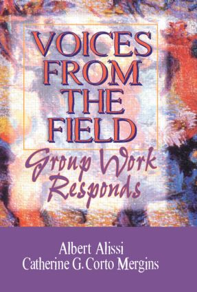 Voices From the Field: Group Work Responds (Hardback) book cover