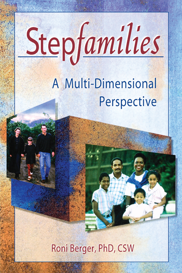 Stepfamilies: A Multi-Dimensional Perspective, 1st Edition (Paperback) book cover