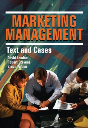 Marketing Management: Text and Cases (Paperback) book cover