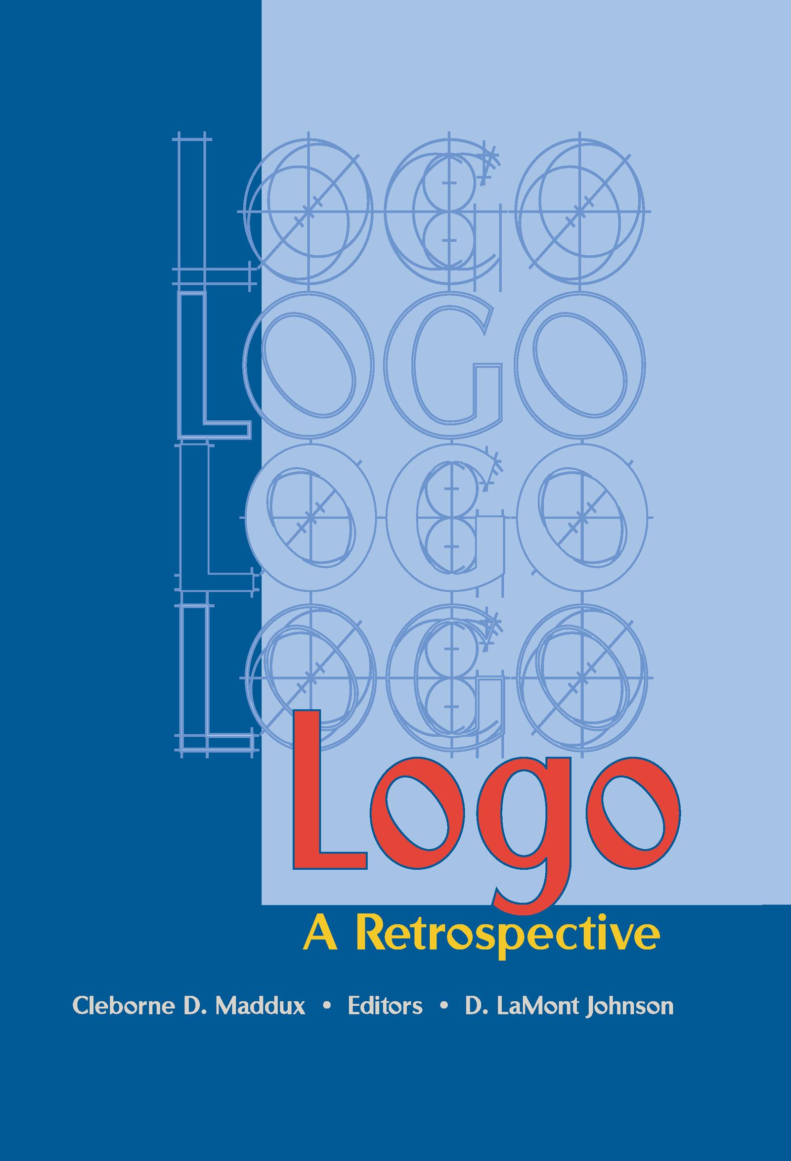 Logo: A Retrospective, 1st Edition (Hardback) book cover