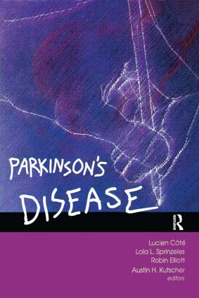 Parkinson's Disease and Quality of Life: 1st Edition (Paperback) book cover