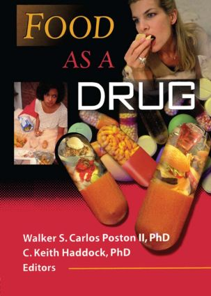 Food as a Drug (Paperback) book cover