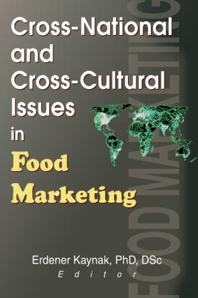 Cross-National and Cross-Cultural Issues in Food Marketing (Paperback) book cover