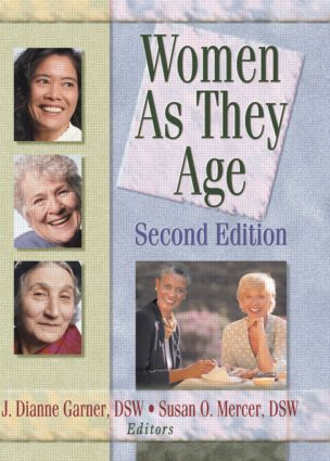 Women as They Age, Second Edition: 2nd Edition (Paperback) book cover