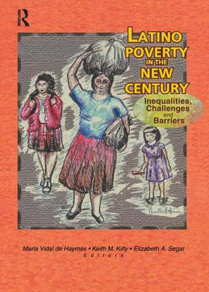 Latino Poverty in the New Century: Inequalities, Challenges, and Barriers, 1st Edition (Paperback) book cover