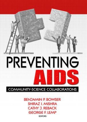 Preventing AIDS: Community-Science Collaborations, 1st Edition (Paperback) book cover
