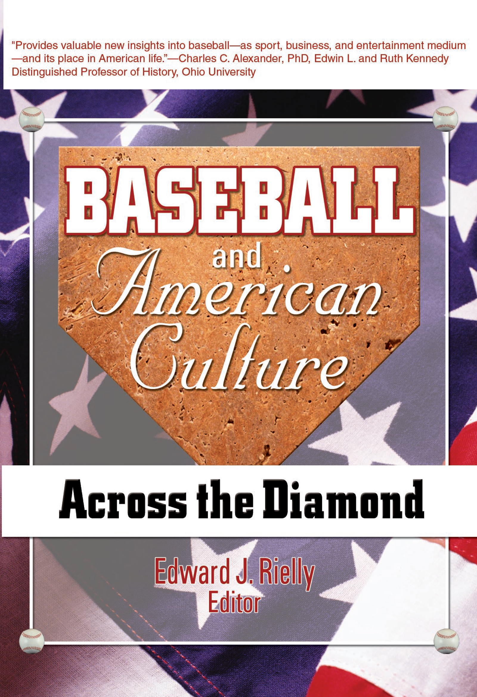 Baseball and American Culture: Across the Diamond book cover