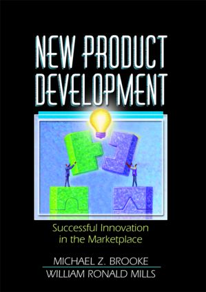 New Product Development: Successful Innovation in the Marketplace, 1st Edition (Paperback) book cover