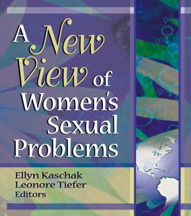 A New View of Women's Sexual Problems (Paperback) book cover