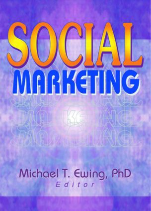 Social Marketing (Paperback) book cover