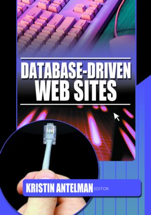 Database-Driven Web Sites: 1st Edition (Paperback) book cover
