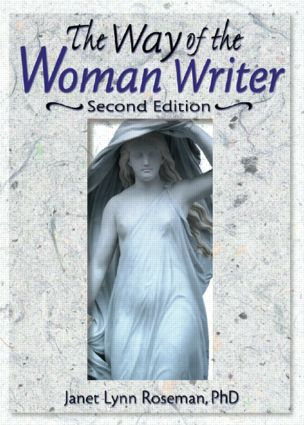 The Way of the Woman Writer book cover