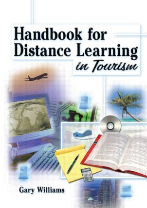 Handbook for Distance Learning in Tourism: 1st Edition (Paperback) book cover