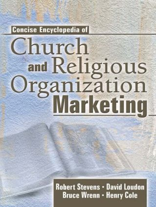 Concise Encyclopedia of Church and Religious Organization Marketing (Paperback) book cover