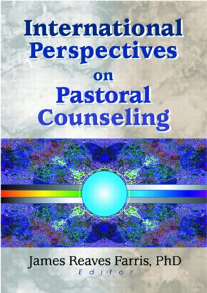 International Perspectives on Pastoral Counseling (Paperback) book cover