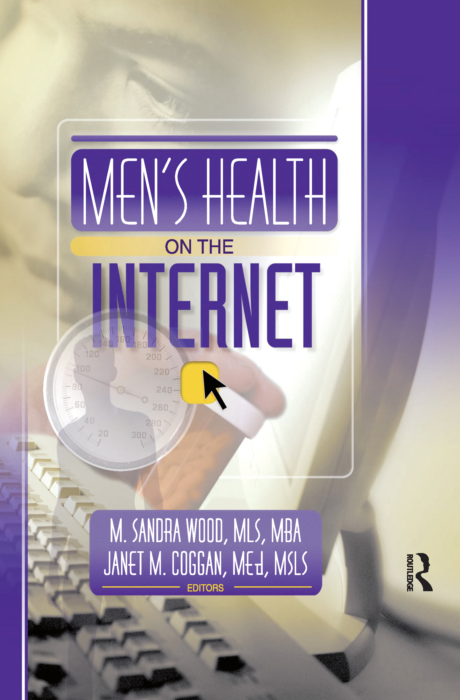 Men's Health on the Internet: 1st Edition (Paperback) book cover