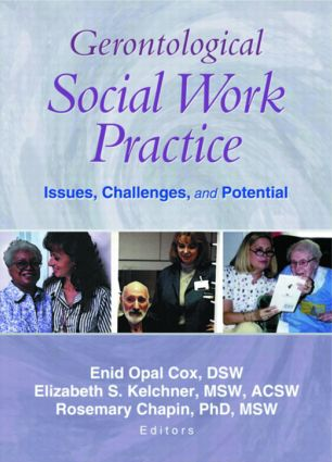 Gerontological Social Work Practice: Issues, Challenges, and Potential, 1st Edition (Paperback) book cover