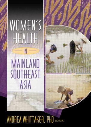 Women's Health In Mainland Southeast Asia (Paperback) book cover