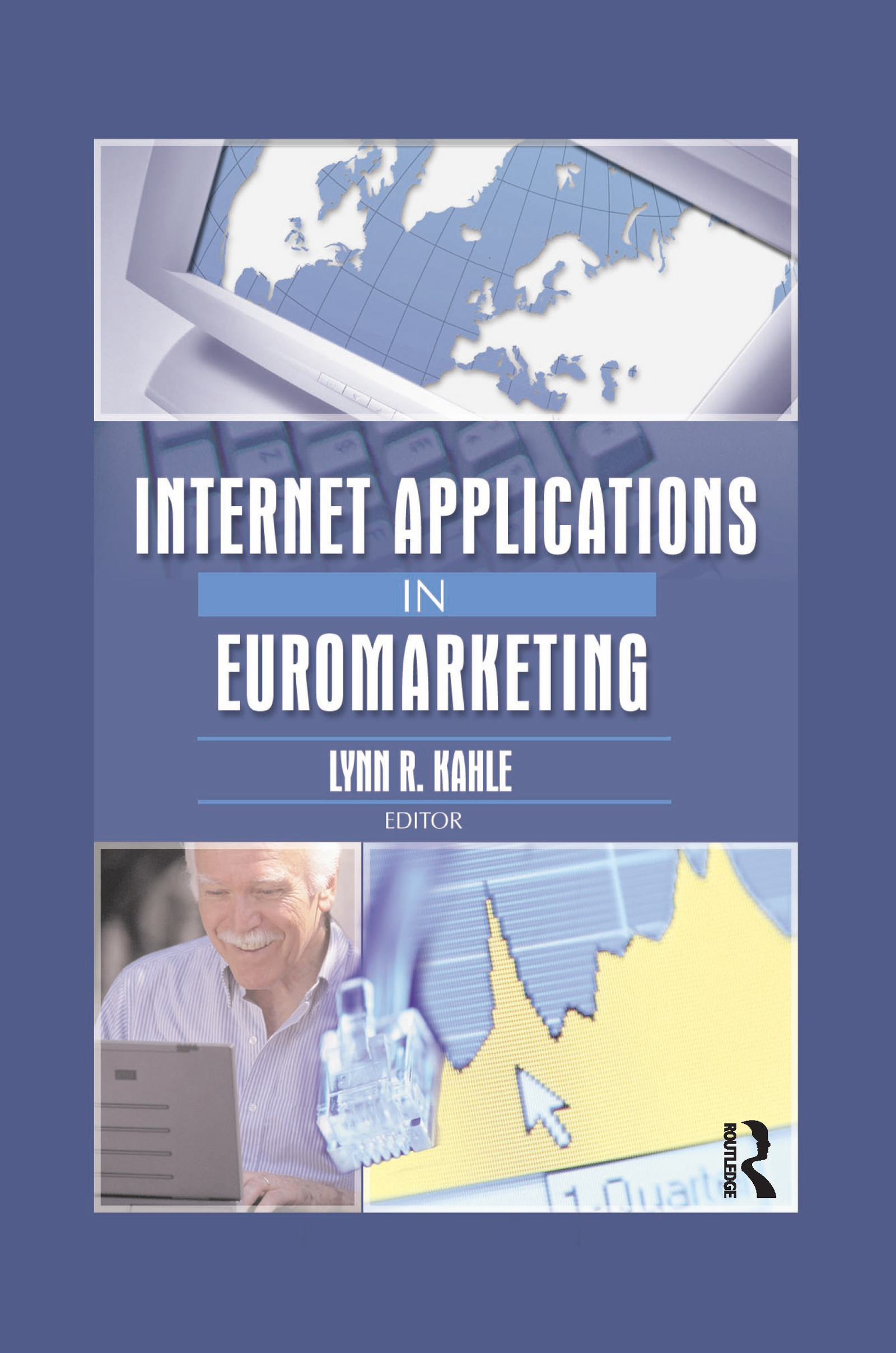 Internet Applications in Euromarketing (Paperback) book cover