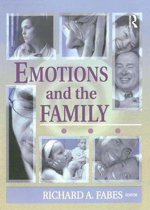 Emotions and the Family (Paperback) book cover