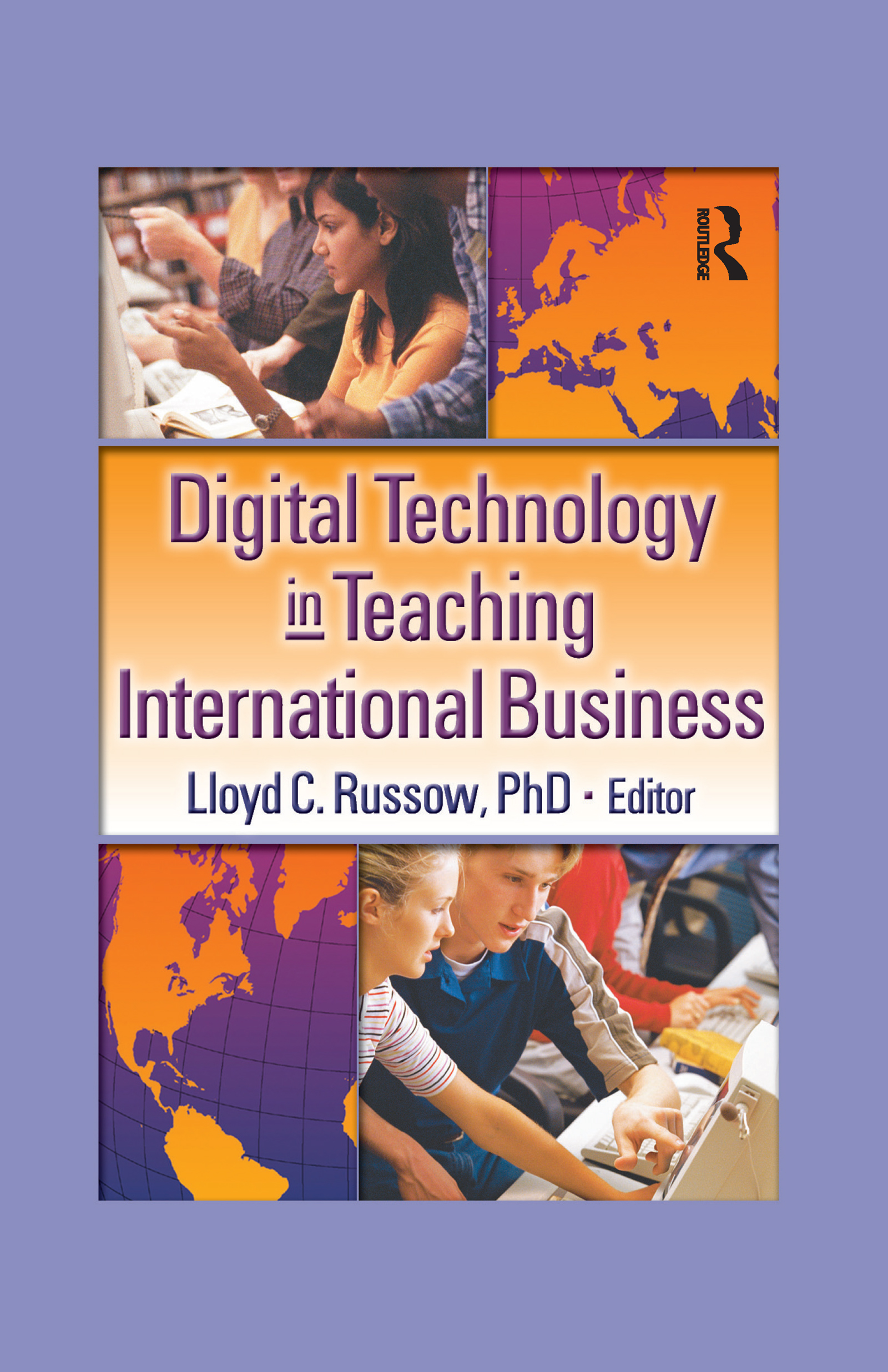 Digital Technology in Teaching International Business (Paperback) book cover