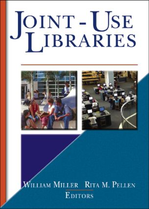 Joint-Use Libraries: 1st Edition (Paperback) book cover