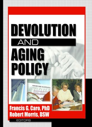Devolution and Aging Policy (Paperback) book cover