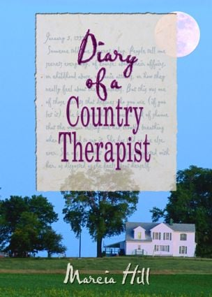Diary of a Country Therapist (Paperback) book cover