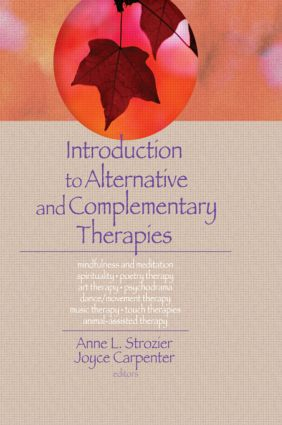 Introduction to Alternative and Complementary Therapies (Paperback) book cover