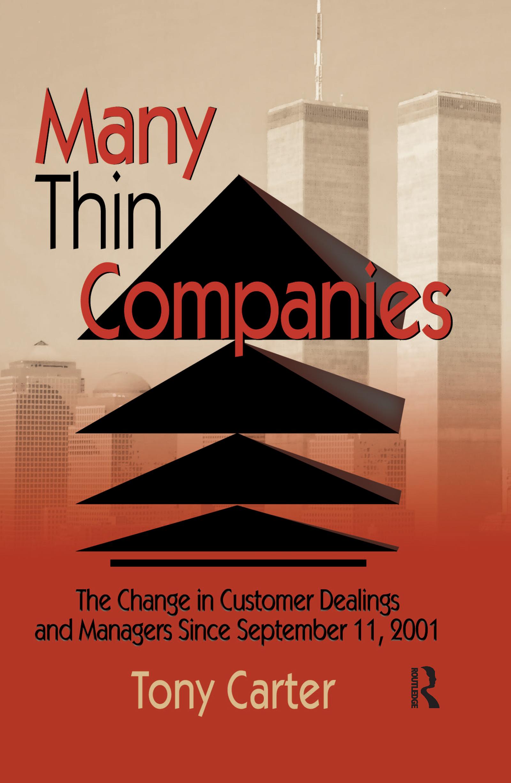 Many Thin Companies