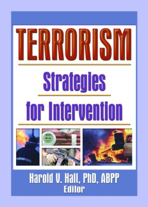 Terrorism: Strategies for Intervention, 1st Edition (Paperback) book cover