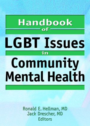 Handbook of LGBT Issues in Community Mental Health (Paperback) book cover