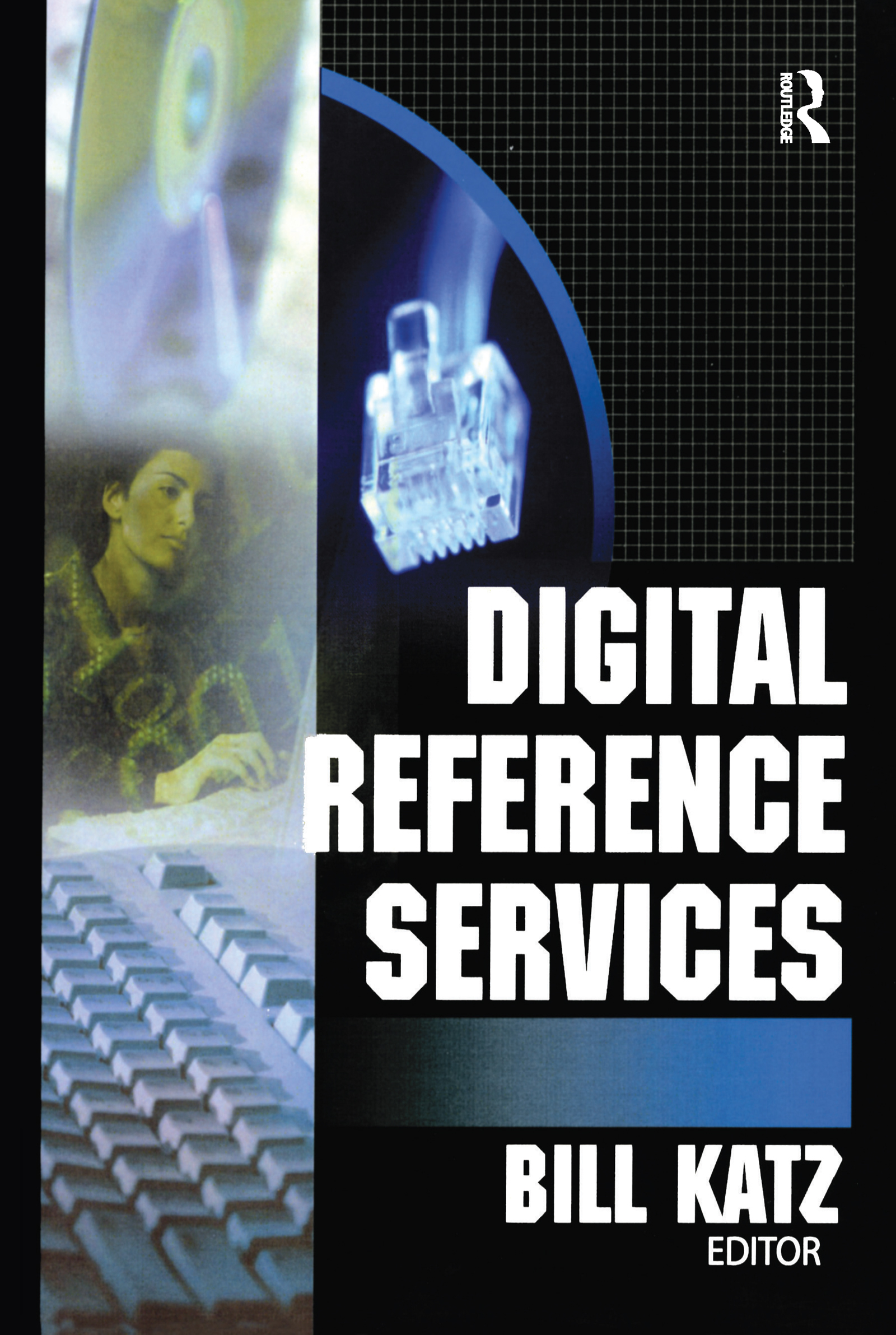 Digital Reference Services book cover